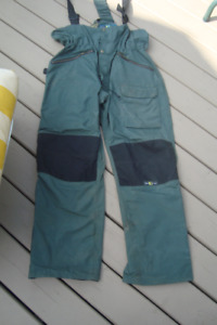 Overalls, Lined and Insulated XL
