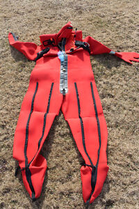 Mustang Immersion Suit