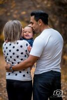 Professional Family Portrait Photographer: Summer & Fall Session