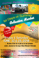1st Days of Summer Collective Market