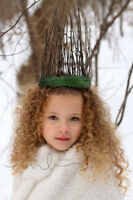 Winter Wonderland Portraits
