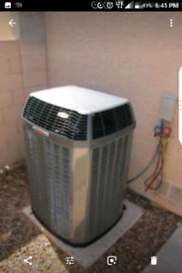 No cooling?  Free service call charge today only