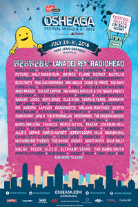 Looking for two (2) Sunday Tickets to Osheaga Festival