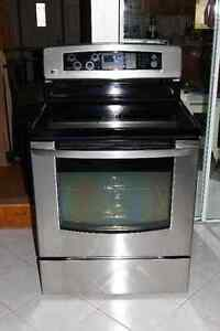LG Stove - LST5651SS - Stove Works - Oven needs repair