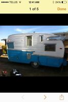 Looking for help to restore vintage travel trailer!