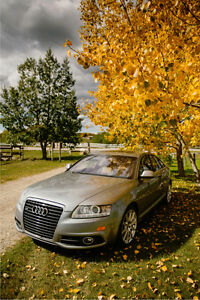 2010 Audi A6 S - Line 3.0 Supercharged