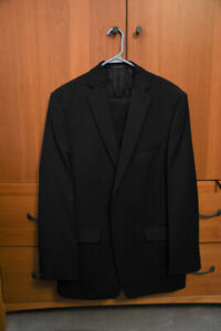 Men's Ralph Lauren Wool Suit, 42T, 36W, Regular Fit