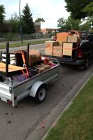 Low cost junk removal services, ( prices starting at $50 )