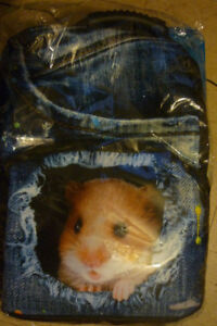 Hamster Backpack & Matching Shoes