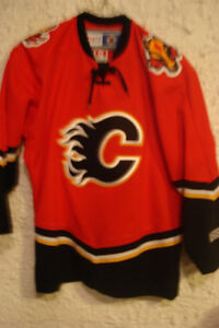 NHL Calgary Flames Jersey