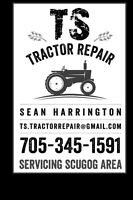 Tractor and Equipment repair