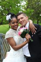 PHOTOGRAPHE ET VIDÉOGRAPHIE POUR MARIAGE OU ÉVÉNEMENT 599$