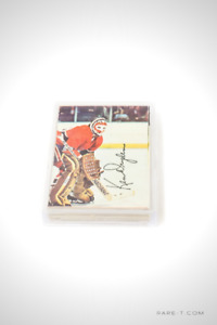 1977 Set of 22 Vintage Hockey Card Set 'OPC GLOSSY SQUARE'