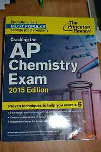 Cracking th AP Chemistry Exam 2015 Edition