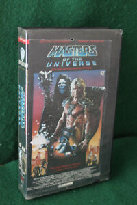 Masters of the Universe Original Movie on VHS