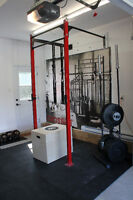 CROSSFIT - KIT COMPLET pour Garage!