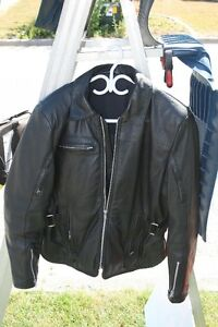 Top of the line  Womans Motorcycle jacket