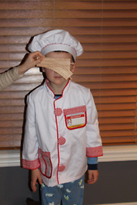 Melissa and Doug Child Chef Jacket