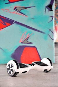 """Brand New 6,5"""" White Hoverboard - Pick up downtown Toronto"""