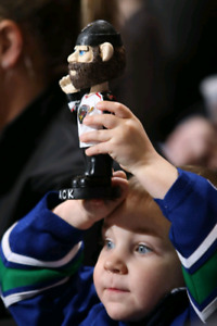 Looking for these Vancouver Giants bobbleheads