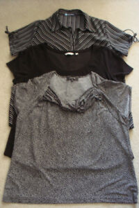 Ladies Short SleeveTops - Size 2X