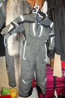 Onepiece snowsuit for kids 4 to 6 years old