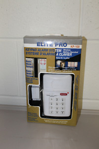 PeopleCare A.R. Goudie LTC home fundraiser-Elite Pro Alarm Syste