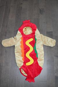 Costume d'halloween pour bébé de 0-12 mois