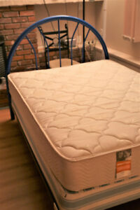 DELIVERY DOUBLE SIMMONS BED