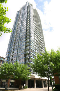 Furnished luxury one bedroom condo in Yaletown