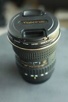 TOKINA 12-24MM f/4 (IF) DX AT-X LENS FOR CANON $350.00 OBO