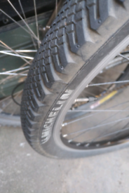 """Michelin bike tyre 26"""" x 1.75 single Country Rock in good condition"""
