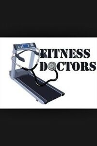 Treadmill elliptical fitness repairs and assembly