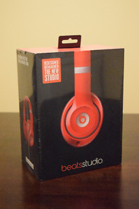 BEST DEAL! CHEAPEST Brand New Sealed Beats Studio 2.0 Headphones