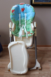 Rainforest highchair- HIGH CHAIR WASHED & READY FOR NEW HOME $35