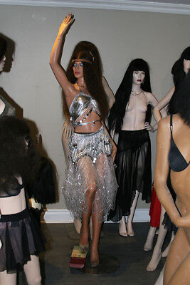 Vintage Italian Mannequin - Belly Dancer - Late 70's / Early 80's - Stunning