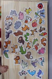 Toddler animals puzzle