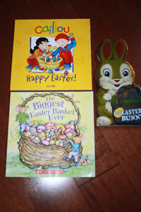 3 Kids Easter Books