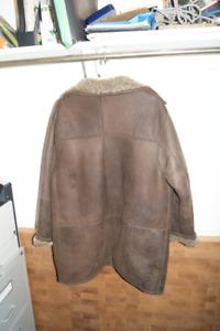 manteau mouton Bod & Christensen
