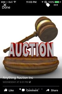 Auction Leduc