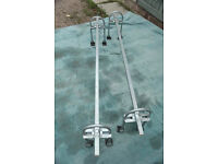 Paddy Hopkirk Heavy Duty Roof Bars in excellent condition