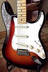 Fender American 60 anniversary Stratocaster 2014 Echange/Trade