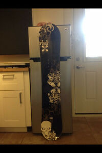 Firefly Riot snowboard 148