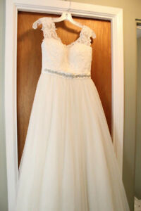 Wedding dress with a resoanble price