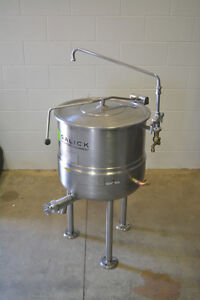 25 Gallon Steam Jacketed Cleveland Kettle Kitchener / Waterloo Kitchener Area image 8