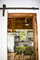 7 Self-Catering Cottages on Canal Lake, Kawartha Lakes, ON