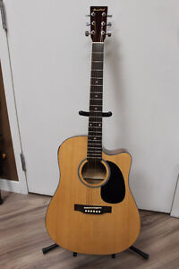 Beaver Creek BCTD101CE Electric Acoustic Guitar