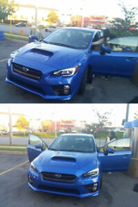 2016 Subaru WRX Sports Sedan