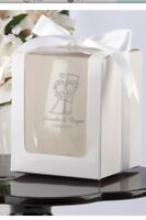 Wedding favors-Stemless wine glass Gift Box