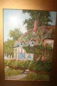 W.T. Wood Watercolor Painting Belleville Belleville Area image 3